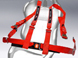 08 550i Seat Belt Harness