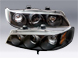 91 750iL Lighting - Head Lights Assembly