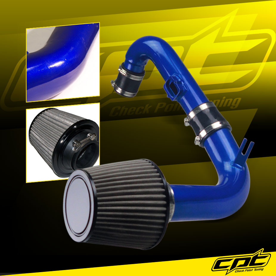 Stainless Steel Air Filter 12-19 Sonic 1.4L Turbo 4cyl Black Cold Air Intake