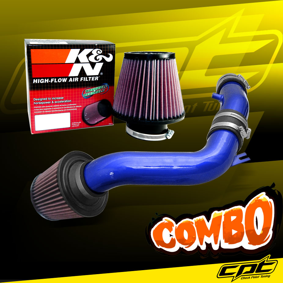 Auto Parts and Vehicles Car & Truck Air Intake Systems BLACK ...