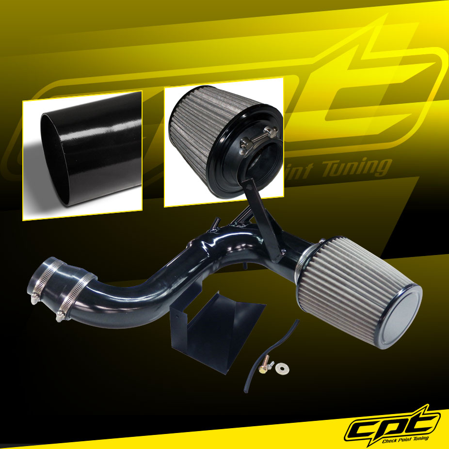 Filter BCP BLUE For 11-15 KIA Optima 2.0L L4 Turbo Heat Shield Cold Air Intake