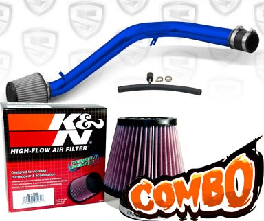K Amp N Air Filter Spyder Cold Air Intake System Blue Honda Accord L Cyl Image Part Kn Spyder B M on 97 Honda Accord Fuel Filter
