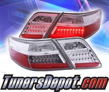 2008 toyota camry ks led tail lights 03 tm07tledac. Black Bedroom Furniture Sets. Home Design Ideas