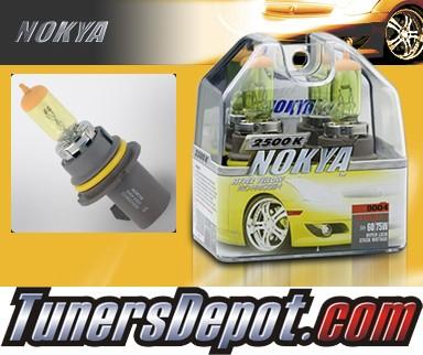 Acura Integra Parts on Arctic Yellow Headlight Bulbs 90 93 Acura Integra 9004 Hb1 Nok7612