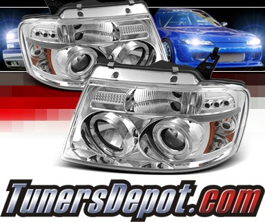 How To Install Projector Headlights On The F 150 Ehow