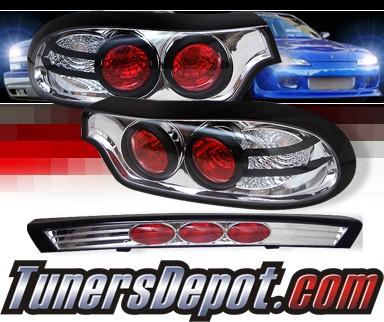 Depo Sonar Tyc Junyan Eagle Eye Headlights Tail Lights