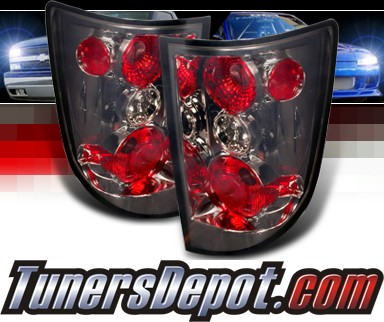 TM® Altezza Tail Lights (Smoke) - 06-10 Honda Ridgeline 2pc